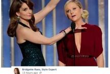 Golden Globes Fashion 2013 / by Bridgette Raes