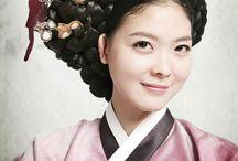 Korean hair + make up