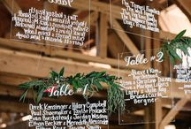 Escort Cards + Seating Charts