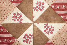 civil war quilt blocks
