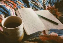 notebooks,coffe etc