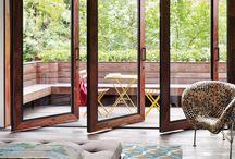 Windows indoor/outdoor