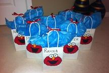 Rayna's Elmo birthday