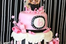 barbie cake and cakes