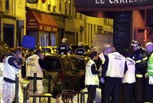 Parijs..aanslag!! vrijdagavond 13 november 2015