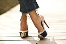 Shoes shoes shoes ♥ / by Shop Socialista