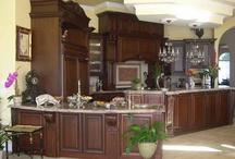 The Kitchen / by Jasmine Dollarhyde