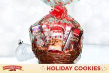 Pepperidge Farm Holiday Cookies
