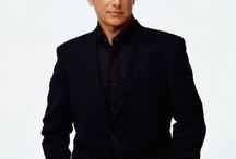 Mark Harmon.......gorgeous