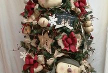 Chrismas decoration ideas / Pynteting