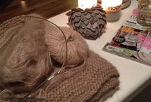 strikking / My homemade knitprojects!