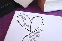 Stationary/Invitations / by Ashleigh Brown