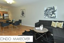 Home Makeovers / home decor + staging to put a home for sale