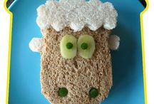 creative kid's lunch / by Laura Bunker