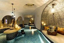 indoor and out door pool