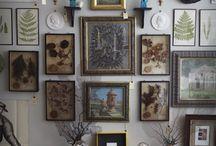 wall arrangement inspo