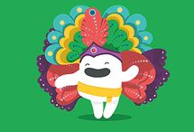 Carnaval Inspiration by Little Buddha