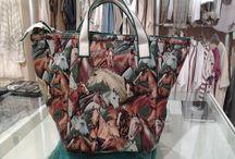 Colombina Bag / Hand made bag