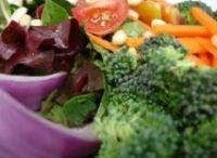 vegetais nas refeições diárias