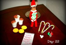 Elf on the Shelf / by Kati Bargfrede