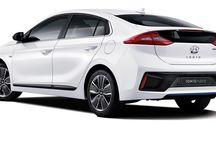 Hyundai Ioniq EV / Pictures of 2017 Hyundai Ioniq EV.