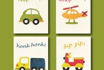 children's room print ideas