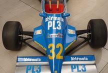 F1 Osella
