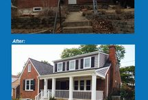 Quarterly Remodeler Project Winners / Winning entries in CertainTeed's Remodeler Project of the Quarter.  Check out these beautiful transformations!