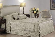 Luxurious Bedspreads / http://www.manchesterwarehouse.com.au/bed/bedspreads