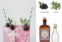 Drink Gin Bar / by La Fiesta de Olivia