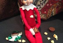 Elf on the shelf / by Mallory Blake