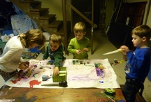 we heart art....and crafts / by Kim Fike