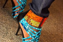 African shoes wax