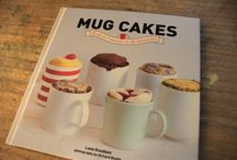 Idea #26: Mug cake recipe book / This book is packed full of 32 tantalising recipes for quick and delicious cakes that require minimal time and effort. There are 5 different categories in the book; Cult mug cakes, Ultimate mug cakes, Chocolate special, Tutti frutti and Mug cookies. Read my review http://thatideasgirl.com/gifts/idea-26-mug-cake-recipe-book/