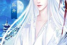 Asian Character