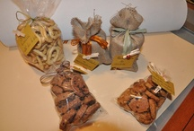 Lidia's cookies and salty snacks