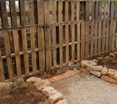Pallet Recycling / Super-Sod delivers sod on pallets. Here are ideas on how to recycle them!