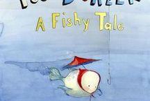 Picturebooks: Fishy Tales