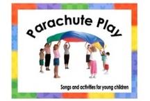 Parachute, Scarves, Bubbles & Balls - Music Activities