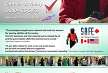SAFE International Personal Safety for Older Adults/Seniors