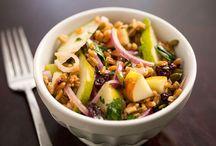 yummy salads / Fresh salads