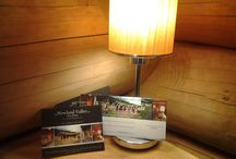 Guardswood Cabin / Lovingly crafted log cabin created from timber sourced at Guards Wood Coniston Cumbria.