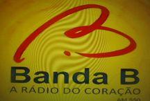 RADIO BANDA B 550 fm