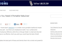 3 Reasons You Need a Portable Nebulizer