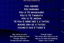 Maori Karakia
