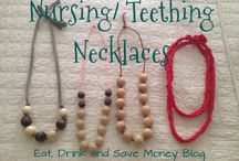 Nursing necklace / by Ashley Burgos