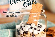 Healthy breakfast/snacks / by Christie Raquel