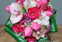 Mis Ramos de Novia / Ramos de novia realizados por Flores Ciutad