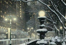New York / Off to NYC in December!! What an adventure. Got to get ready a lot to see and must keep warm! I ❤️ NYC