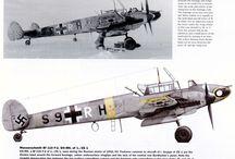 Messerschmitt  Me Bf 110